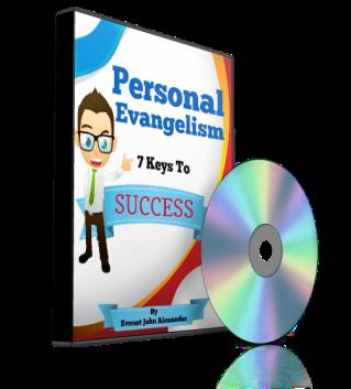 Personal Evangelism CD Case