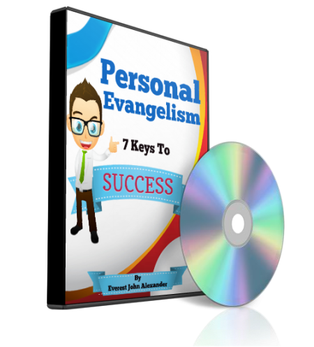 Personal Evangelism CD Case